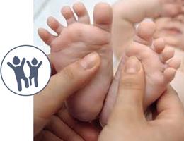 Réflexologie Plantaire pour les enfants et adolescents
